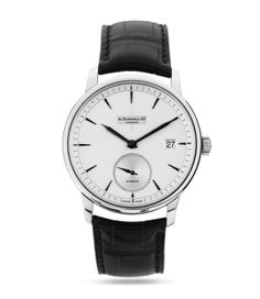 Alfred Dunhill - Classic Watch stainless steel with strap $5,500