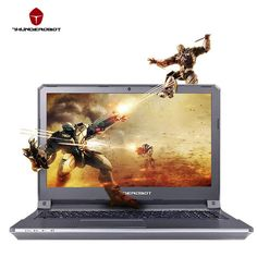 "ThundeRobot G150T-D2 Gaming Notebook Intel Core i7 6700HQ Nvidia GTX 960M Game laptop 15.6"" 1080P 8GB RAM 1TB HDD Type-C S/PDIF"