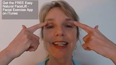 Tighten up eyelid droop with this facial exercise. Have beautiful eyes again. Learn facial exercises to help you have beautiful skin that is toned and taut.