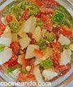 Receta de salsa francesa para ensaladas - Cocineando