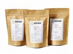 HERR HASE Kaffeeröster - Kraft packaging