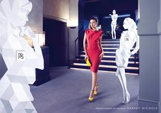 Harvey Nichols / Digital narcisse