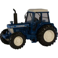 #Britains Model - #Ford TW15 #Tractor - 1:32 Scale - 43010