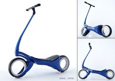 Scoot On Into Spring | Yanko Design