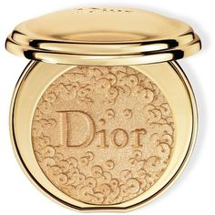 Diorific Face Powder found on Polyvore featuring polyvore, beauty products, makeup, face makeup, face powder and beauty