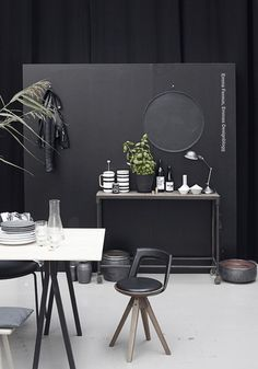 Emma Fexeu's styling at Design Trade | Scandinavian Deko.