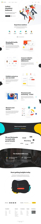 product_page. Cool Web Design, Mobile Web Design, Web Ui Design, Web Design Trends, Design Your Own Website, Folder Design, Ui Web, Landing Page Design, Web Layout