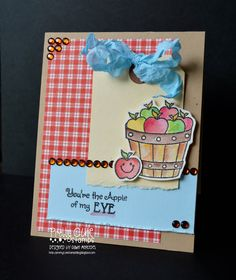 Sunnyside Up: Sweet As Can Be! http://prettycutestamps.com