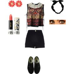 """Untitled #85"" by rebeccahurley on Polyvore"