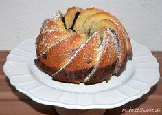 Klassischer Mamorkuchen Rezept