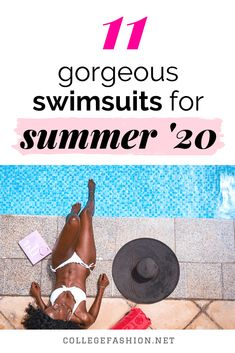 Best swimsuits 2020 -- 11 gorgeous swimsuits for summer 2020 Cheap Swimsuits, Best Swimsuits, Purple Pattern, Tropical Pattern, Animal Print Tankini, Swimsuit Pattern, Budget Fashion, Affordable Clothes, Cool Patterns