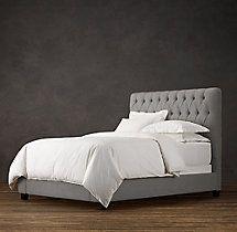 Fairmont Fabric Bed