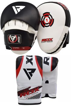 Sports & Entertainment Latest Collection Of 2018 Kick Boxing Sparring Karate Strike Arm Pad Punch Bag Shield Training Target Beautiful In Colour Fitness & Body Building
