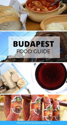 Buedapest food guide. Budapest: the best cafés and restaurants.