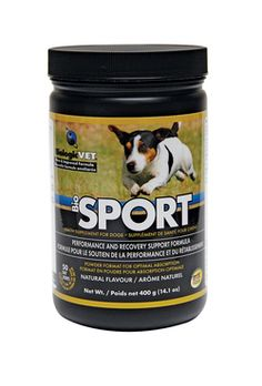 BiologicVET BioSPORT Health Supplement for Dogs - Performance & Recovery Support Formula $25.49 - from Well.ca