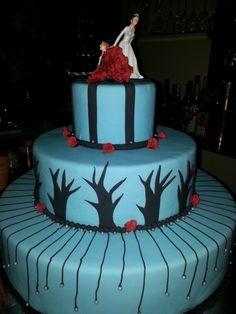 Wedding cake by cori-li vermaak