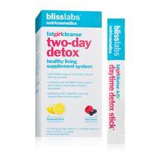 @Bliss FatGirlCleanse Detox Two-Day Detox