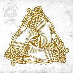 Horns of Odin (vector, work final) Рога Одина - видимо с мёдом поэзии вектор-финал, из серии странных штук на тему. #celtic #celticart #celticknot #ornament #орнамент #arzarz #ирландский #doodle #art #siberia #irish #celticdesign #design #knotwork #linedrawing #linework #lineart #workprocess #design #vectorgraphic #vector #трикветр #trikvetra #coreldraw #screenshot #скриншот #process #viking #horns #odinshorns #tattoo