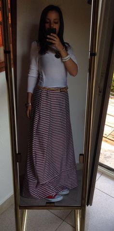 Chic bohemien maxi dress by rajanina handmade