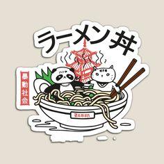 Ramen Lava Kids Boys T-Shirt Fun Japanese Japan Noodles Bowl Godzilla Noodle