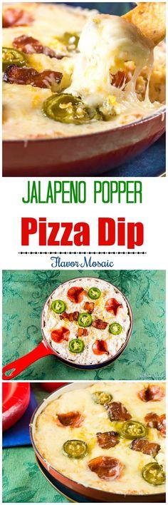 Jalapeno Popper Pizz