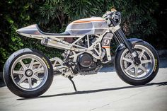 RSD KTM 690 CafeMoto - Blog - Motorcycle Parts and Riding Gear - Roland Sands Design