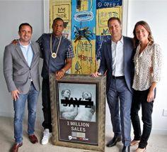 #goldrecord #platinumrecord #riaa #awards #jayz