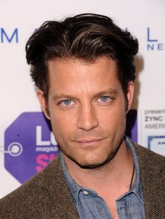 Nate Berkus--I loves him and loves his style.