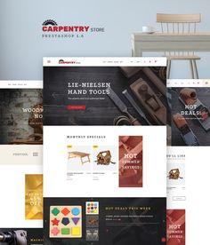 Carpentry Store