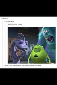Langellas story the monster in my head english literature essay
