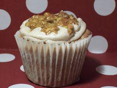 Faking Fancy Cupcakes: Baklava Cupcakes