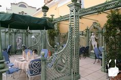 Turandot - Moscow Paris Food, Moscow Russia, Outdoor Furniture, Outdoor Decor, Hammock, Restaurants, Arch, Conservatories, Food Court