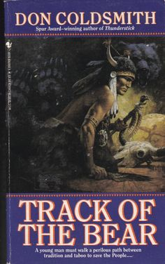 Book 22 of the Spanish Bit Saga - Track of the Bear