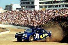 The life and times of Colin McRae is a tale that could fill multiple full length feature films, this documentary is presented by Sir Chris Hoy, a man...