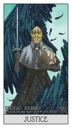 Undead Journey Pre-ordering now available! Check out my Etsy store so you can grab a deck of your own! A Dark Souls Major Arcana Deck - Part 2 Part 1 Part 3 Dark Fantasy, Fantasy Art, Arte Dark Souls, The Hierophant, Medieval, Tarot Major Arcana, Soul Art, Tarot Decks, Anime