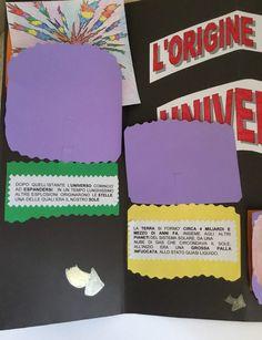 """LAPBOOK """"BIG BANG""""   Blog di Maestra Mile Italian Names Boy, Bigbang, Bangs, 3c, History, Geography, School Ideas, 1st Grades, Manualidades"""