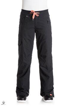 b73ac4e4f939 Spodnie Snowboardowe Damskie Roxy Tonic Black ERJTP03028-KVJ0