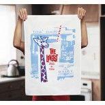 milkshake tea towel