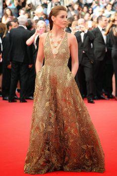 CLOTILDE COURAU IN VALENTINO cannes 2014 - Pesquisa Google