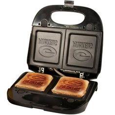 Green Bay Packers Sandwich and Waffle Grill.  #UltimateTailgate  #Fanatics