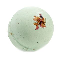 Fox in the Flowers Bath Bomb | Bath Bombs | LUSH Cosmetics - flowers, chamomile, rose, lime tree, chlorophyll,
