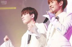Donghyun & Minwoo