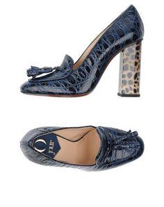Prezzi e Sconti: O #jour mocassino donna Blu scuro  ad Euro 369.00 in #O jour #Donna calzature mocassini