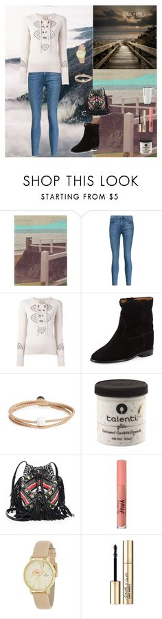 """Go Fast"" by oksana-kolesnyk ❤ liked on Polyvore featuring Moustache, Current/Elliott, Laneus, Isabel Marant, Lokai, Rebecca Minkoff, Too Faced Cosmetics, Kate Spade, Smith & Cult and Lenox"