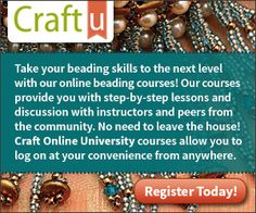 Thank You for Signing Up for Our Newsletter! - Beading Daily