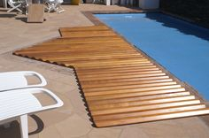 Custom Great Northern Roll-Up® Cover created by Great Northern® Hot Tubs Western Red Cedar, Hot Tubs, Outdoor Furniture, Outdoor Decor, Sun Lounger, Spa, Traditional, Building, Wood