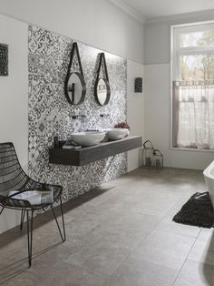 Hidraulic #Tiles by Porcelanosa Baldosas hidráulicas Modelo Barcelona #ceramica #decoración vintage #decoration
