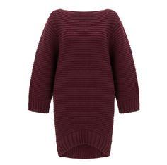 robe pull en laine et cachemire mlangs chalayan