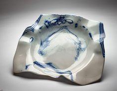 Platter with blues. Place Settings, Platter, Dinnerware, Blues, Clay, Tableware, Dinner Ware, Clays, Tablewares