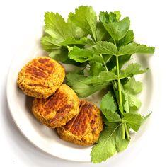 Oil-Free Vegan Lentil Falafel from Healthy Helper Blog